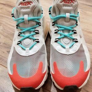 Grafico infinito Realmente  Nike Shoes | W9 Nike Air Max 27 React In Mid Century | Poshmark